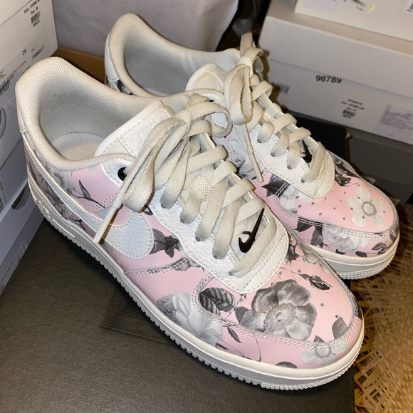 Air Force One In Pink Floral | Poshmark
